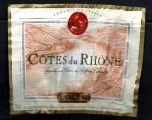 E Guigal Cotes du Rhone
