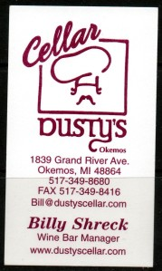 MI Dustys BC
