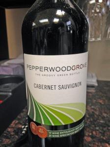 Pepperwoodgrove Cabernet Sauvignon NV