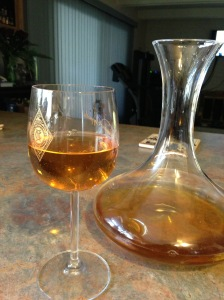 Chateau Julien Decanted