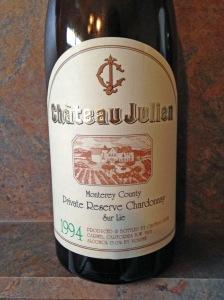 Chateau Julien Private Reserve Chardonnay Sur Lie 1994
