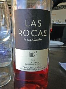 Las Rocas de San Alejandro Rose 2012