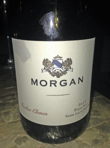 Morgan Twelve Clones Pinot Noir 2012