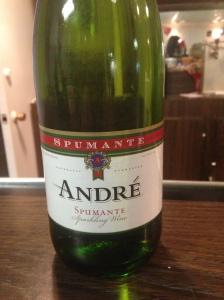 Andre Spumante NV