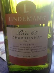 Lindeman's Bin 65 Chardonnay 2013