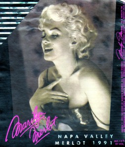 Marilyn Merlot Napa 1991