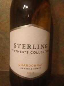 Sterling Chardonnay 2012
