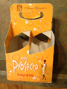 Anna Spinato Mini Prosecco Carrier