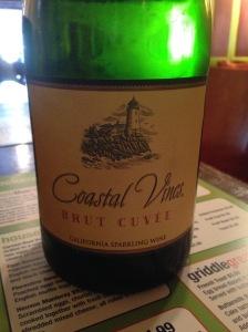 Coastal Vines Brut Cuvee NV