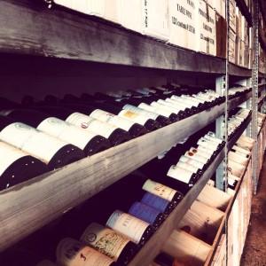 Elie Wine Racks of Burgundy