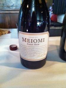 Meiomi Pinot Noir 2013