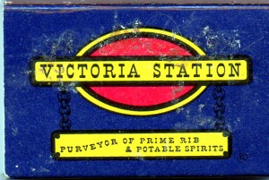 MI Victoria Station MB