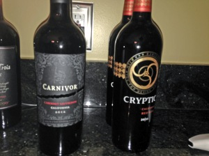 Carnivor and Cryptic