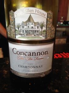 Concannon Chardonnay 2012