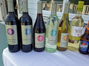 Conference Wines Lineup