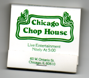 IL Chicago Chop House MB