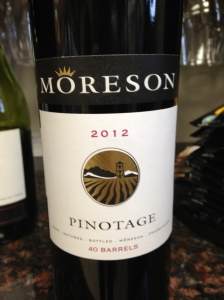 Moreson Pinotage 2012