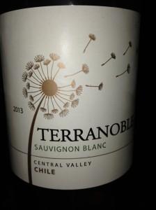 Terranoble Sauvignon Blanc 2013