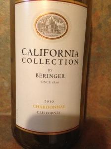 Beringer Chardonnay 2010
