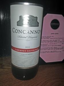 Concannon Cabernet Sauvignon 2012
