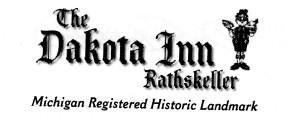 MI The Dakota Inn Rathskeller Logo