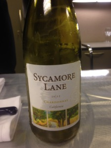 Sycamore Lane Chardonnay 2012