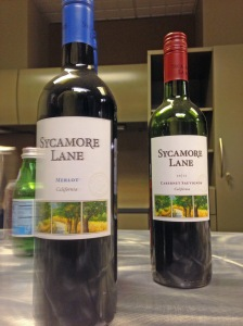 Sycamore Lane Red Wines
