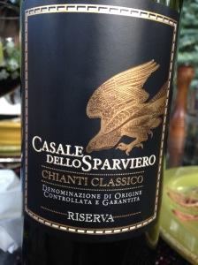 Casale dello Sparviero Chianti Classico Riserva 2010