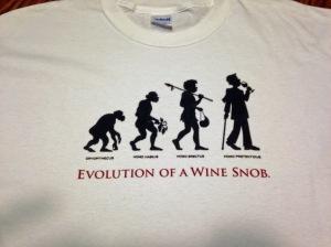 Evolution of a Wine Snob