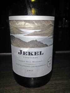 Jekel Chardonnay 2011