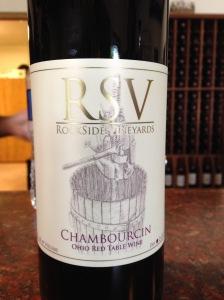 RSV Chambourcin
