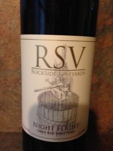 RSV Night Flight