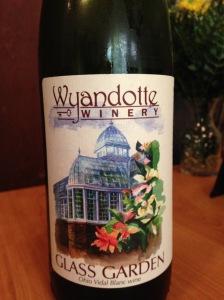 Wyandotte Glass Garden Vidal Blanc