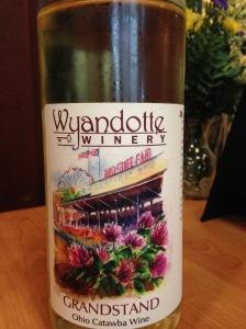 Wyandotte Grandstand Catawba