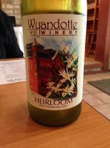 Wyandotte Heirloom Chardonnay