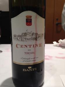 Banfi Centine Toscana 2011