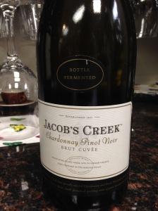 Jacobs Creek Chardonnay Pinot Noir Brut Cuvee NV