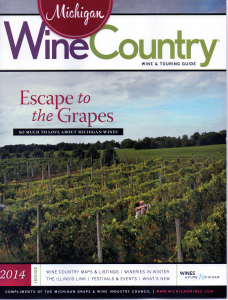 MI Wine Country Booklet