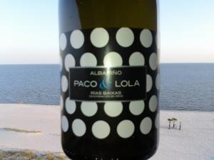 Paco & Lola Alabarino Rias Baixas 2012