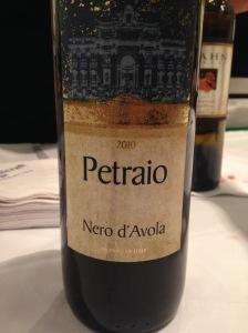 Petraio Nero dAvola 2010