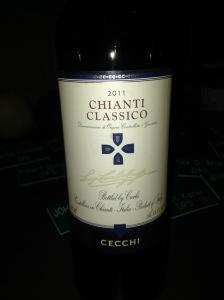 Cecchi Chianti Classico 2011