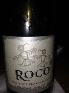 Roco Chardonnay 2012