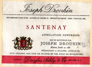 Santenay Joseph Drouhin