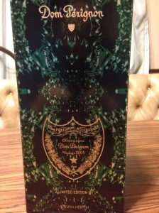 Gift Box of Dom Perignon Brut IVH 2004