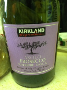 Kirkland Asolo Prosecco Superiore DOCG NV