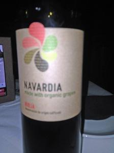 Navardia Rioja 2012