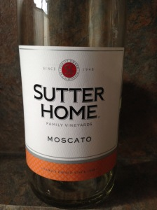 Sutter Home Moscato NV