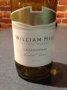 William Hill Chardonnay 2013