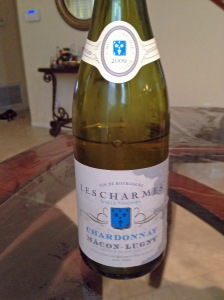 Cave de Lugny Macon Lugny Les Charmes 2009