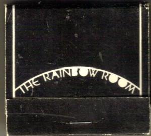 NY The Rainbow Room